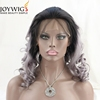 joywigs hot sale final fantasy cosplay wig ombre grey hair lace wig