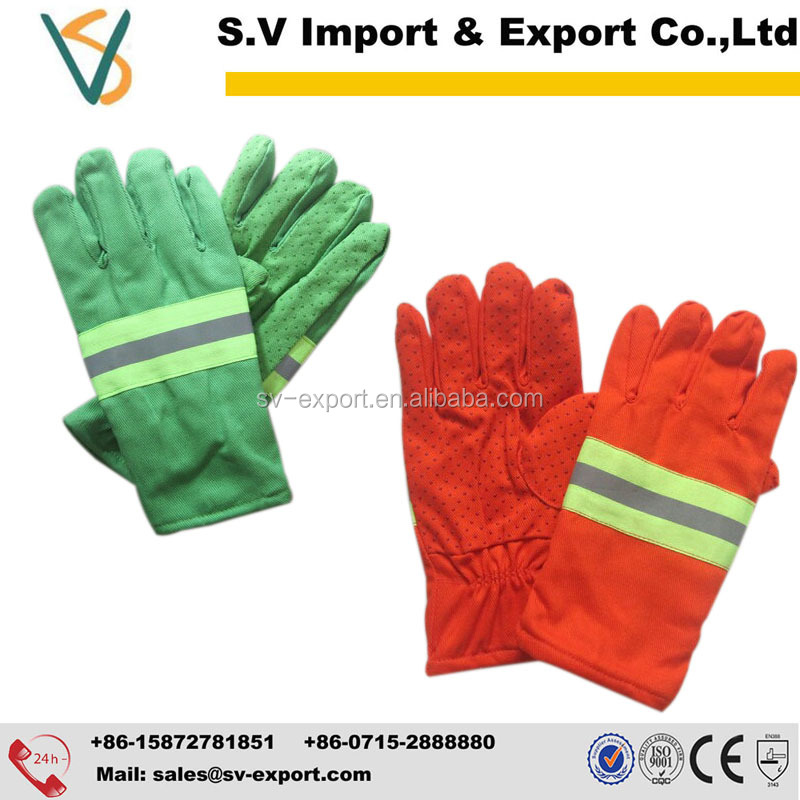 Good Quality Fireman Gloves