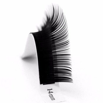 cab64cf854a Wholesale Alibaba Korean Eyelashes Extensions Volume Lashes Private Label  Eyelash Extension With Customized Box