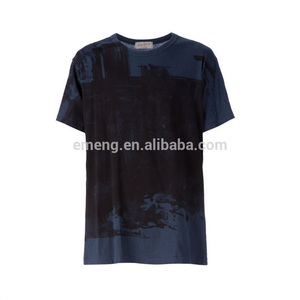 Tailor made bamboo cotton street t-shirt with casual printing