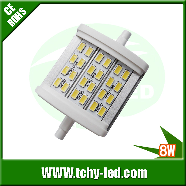 High Power Samsung 5630 118mm Dimmable 30w Led R7s Replace 300w ...