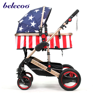 2017 Cynebaby/Belecoo 2-in-1 Golf reborn deluxe baby joy max stroller bed in dubai