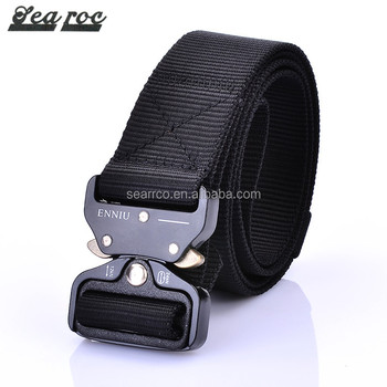 3 8cm Custom Belt Buckle Nylon Web Belts Military Tactical Belt - Buy  Military Tactical Belt,Custom Police Belt Buckle,Military Nylon Web Belts