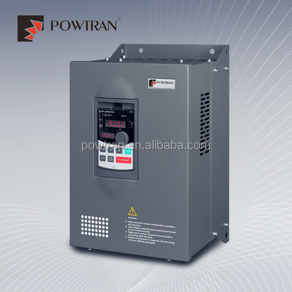 1-Phase Frequenzumrichter Variable Frequency Drive 3-Phase 4kW VFD 220V AC Motor