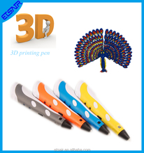 Classic Plastic Wire 3D Printing Pen For Sale Logo Printing Customized Design