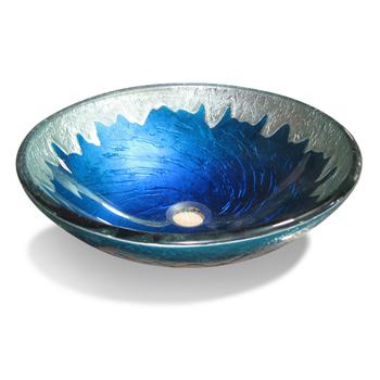 Cheap Bathroom River Stone Art Vessel Sink Better Than Glass Sink