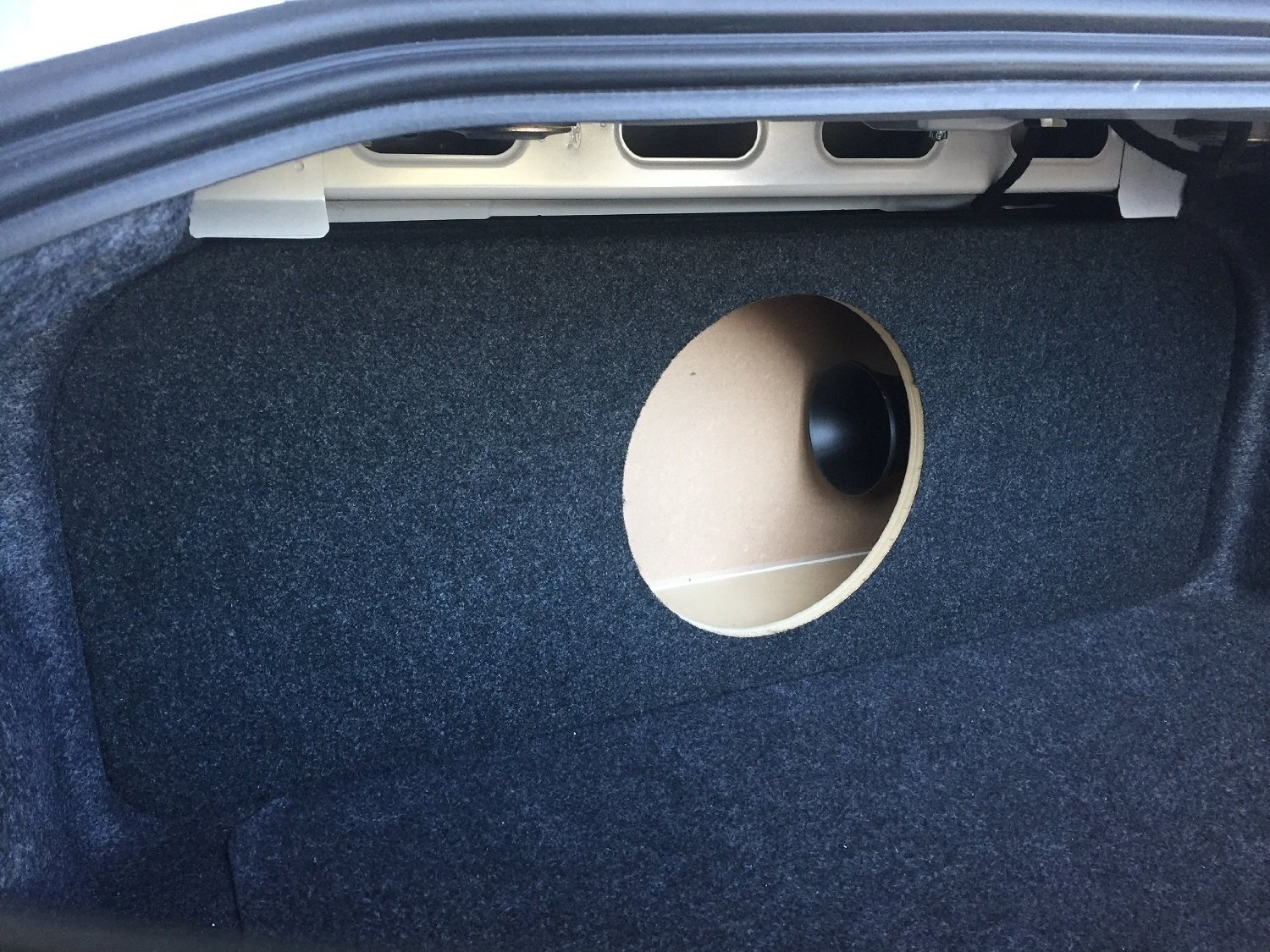 Buy Custom Ported / Vented Sub Box Subwoofer Enclosure for 1 12