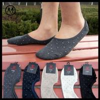 Morewin New Fashion Summer Mens Casual Dress Low Cut No Show Socks