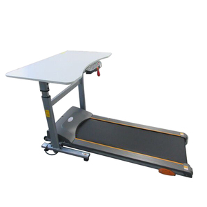 GB-GHN5401 foldable home low price gym equipment Fitness Exercise Automatic Healthcare Treadmills with desk vertically