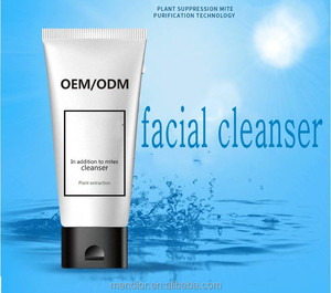 Mendior skin care whitening facial cleanser best face cleaning cream for oily skin in addition to mites wholesale