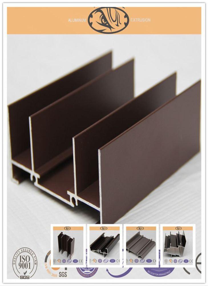 mejor precio para ventanas de aluminio perfiles de marco