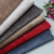 China supplier 100% polyester corduroy upholstery fabric