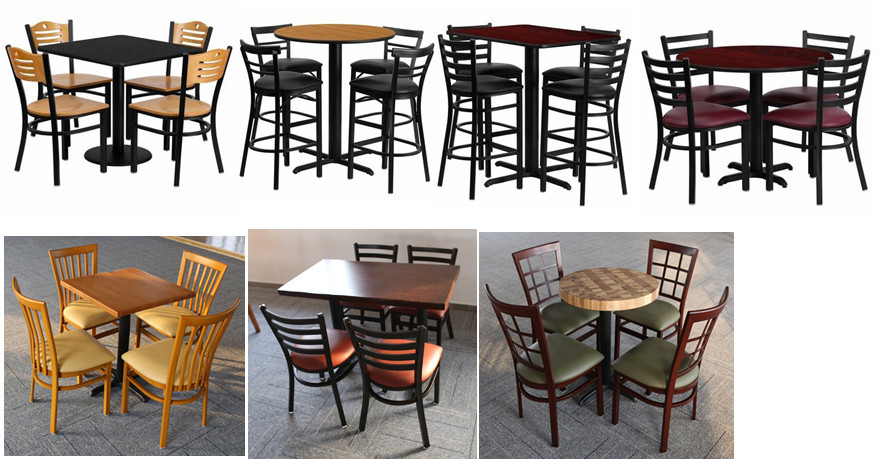 Modern Design Restaurant Furniture Used Wood Round Tables Buy - Modern restaurant furniture