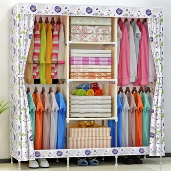 Bangladesh Home Furniture Green Wardrobe Ethiopian Fabric Baby ...
