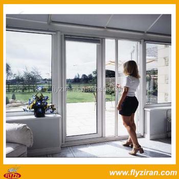 Diy Aluminium Retractable Garage Screen Doors Buy Retractable