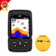 Lucky Portable Wireless Fish Finder Transducer for Shore Fishing
