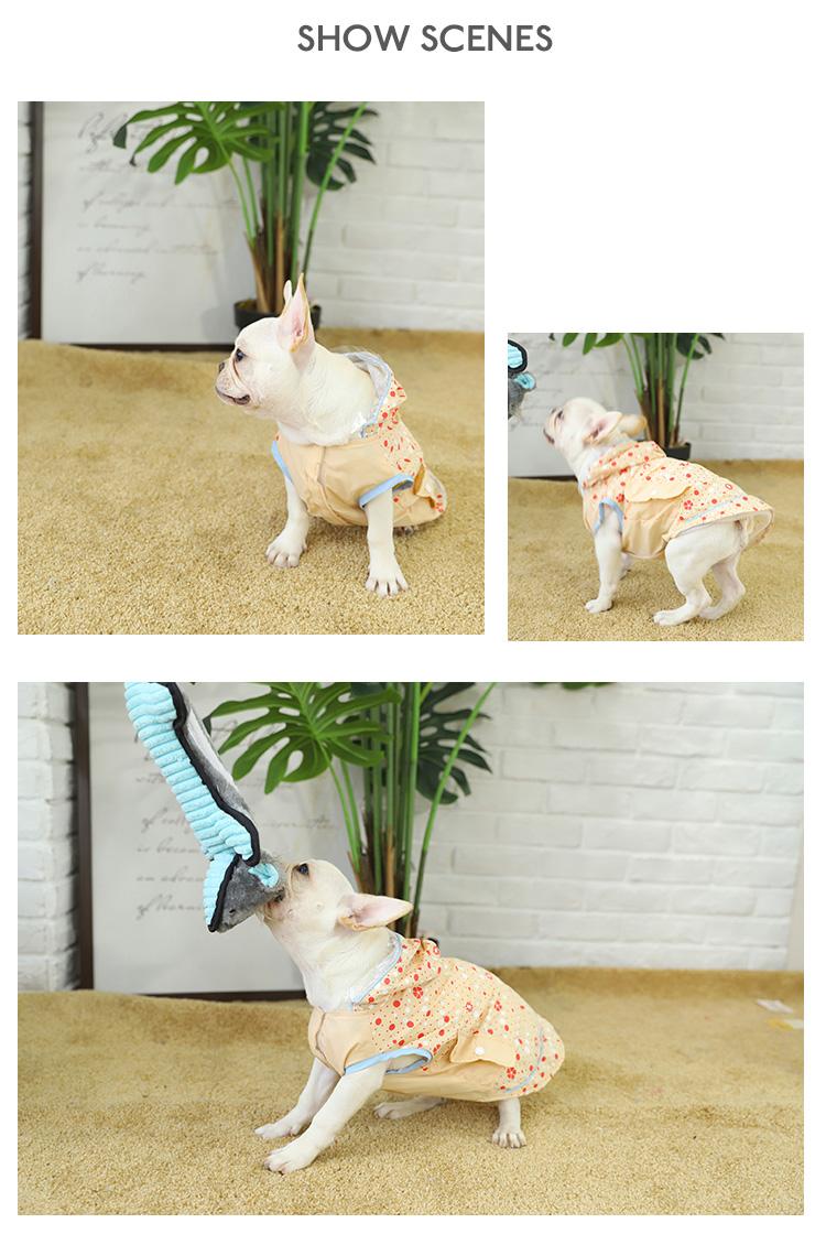 Aantrekkelijke Prijs Nieuw Type Hot Verkoop Mooie Kleine Import Hond Kleding China