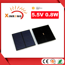 5.5V Hot Sell PV Small Solar Panel for Mobile Charger