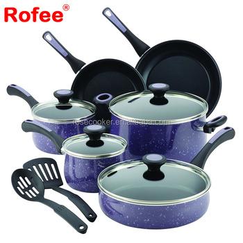 Aluminum Cookware 16pcs Swiss Line /all Clad Cookware Wholesale/majestic  Cookware Set - Buy Cookware 16pcs Swiss Line,All Clad Cookware
