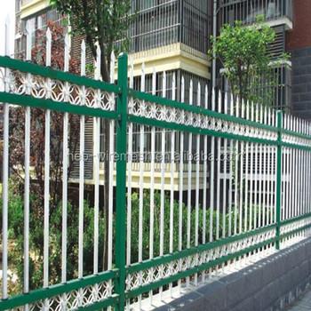 Euro style tubular zinc steel fence villa fence design buy villa euro style tubular zinc steel fence villa fence design workwithnaturefo