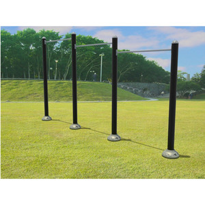 High quality Outdoor Gym Fitness Gymnastic Equipment With Gym Bar For Sale