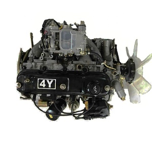 China factory supply 4 cylinders Engine 4Y New Complete Engine assembly for hiace/Hilux Crown Van 2.2L 70kw 94hp