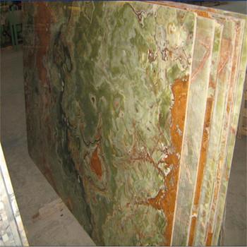 Ice Jade Green Marble Tile Onyx