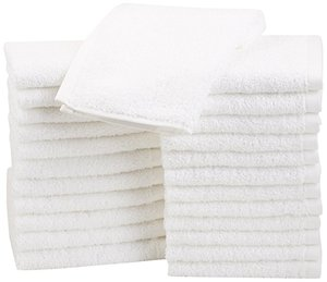 Cotton Washcloths 100% cotton egyptian towels