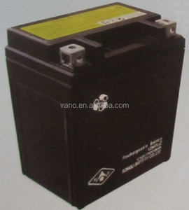 12M7LC 12V 7AH Lead Acid Battery for Motorcycle