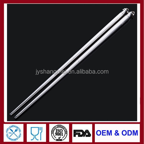 wedding gift sterling silver Chopsticks good luxury Design chopsticks with animal horse head display chopsticks for corporate