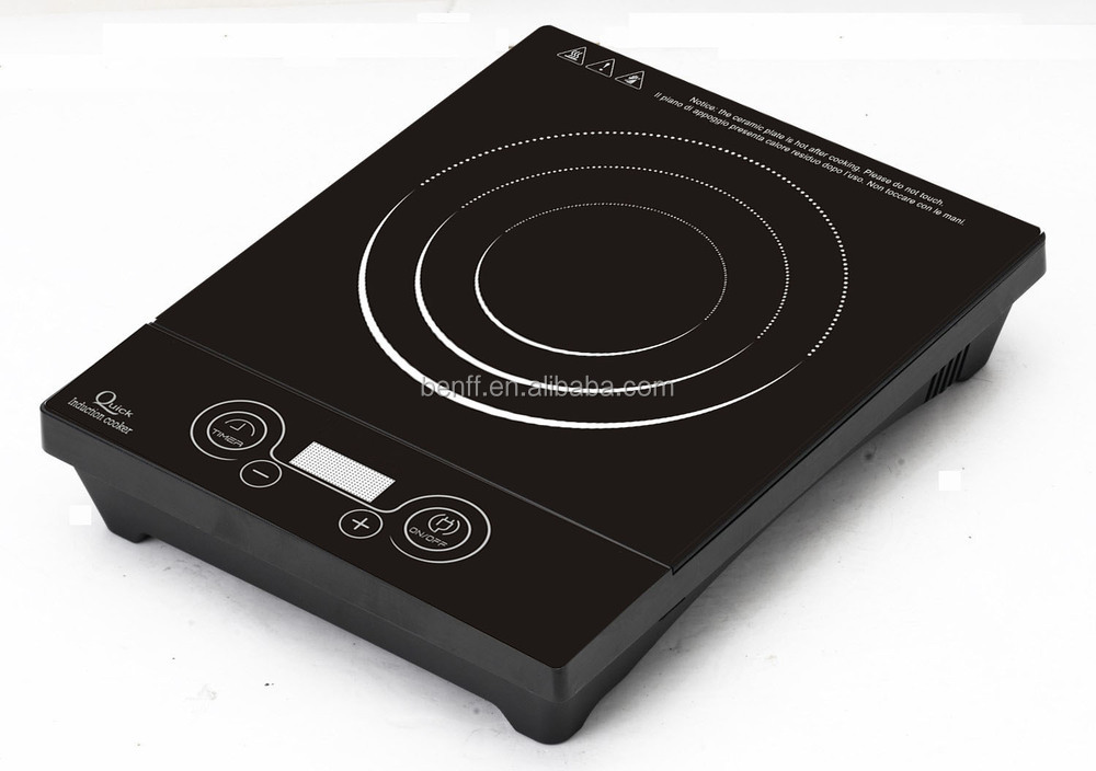 Magnetic Induction Stove ~ Rocket magnetic induction cooking plate black electric