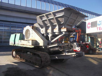 Jaw Crusher Used Komatsu Br 200 J - 1 <sold Out>
