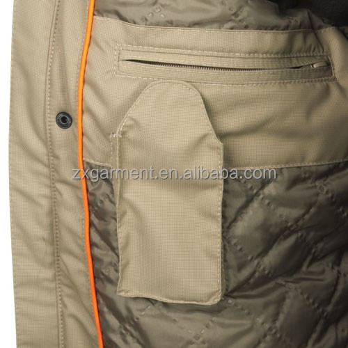 unismart winter cotton workwear OEM MANUFACTURER made in China