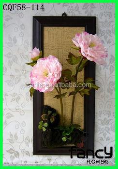 artificial flower arrangement for sale wall hanging flower