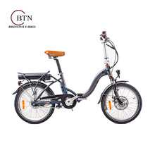 Cheap price 20 inch mini folding electric bike 250w for adults