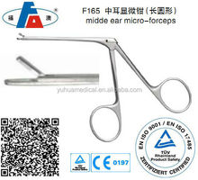 ENT surgical ear micro forceps, Ear instruments