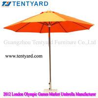garden set umbrella and rattan table chair
