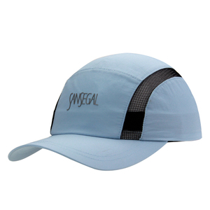 21928af7c High Quality Functional Dry Fit Sports Hat Running Cap with mesh panels and  reflective logo