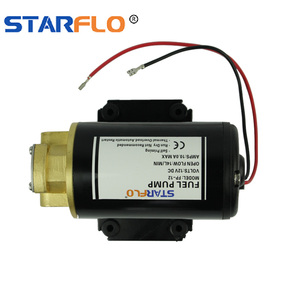 STARFLO FP-12 mini lube fuel transfer pump / hand operated gear oil pump