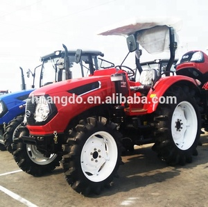 Low Price 80HP Tractor with Remote Control