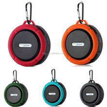 Wireless portable mini bluetooth Speaker with fm radio to mp3