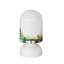 YJR6010 แบบพกพา Definite Time การสั่นสะเทือนการสั่นสะเทือน Decor ข้างเตียง Led Kids <span class=keywords><strong>Light</strong></span> Night พร้อม Usb Charger