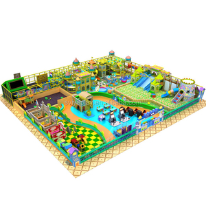 Best quality and low price indoor playground amusement park