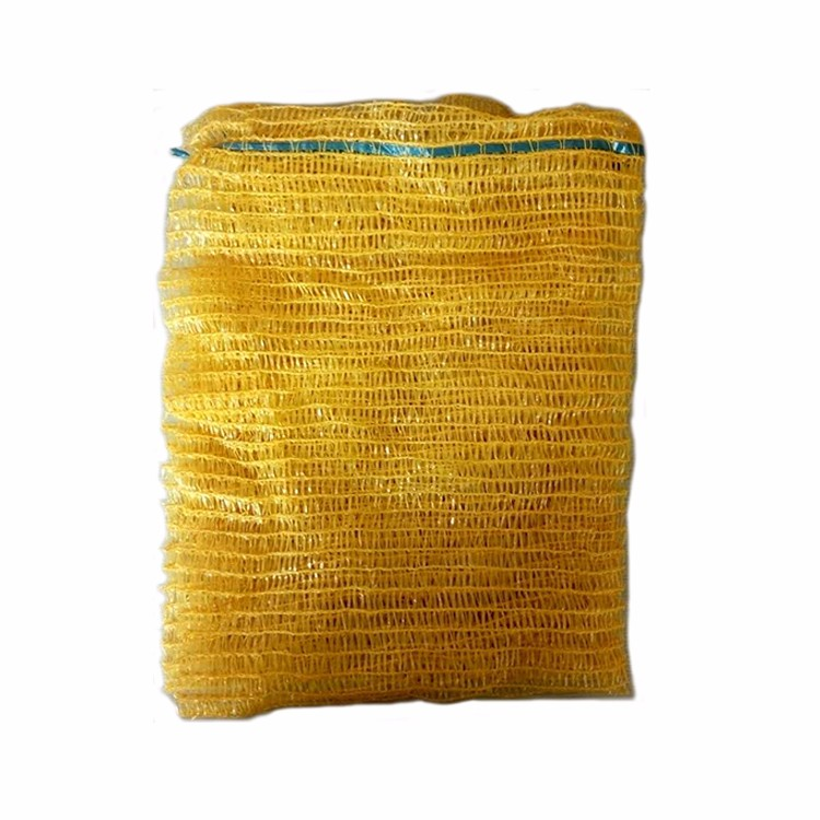 Wholesale Recycled Small Reusable Poly Vinyl Cheap Custom Biodegradable Onion Mesh Produce Bags