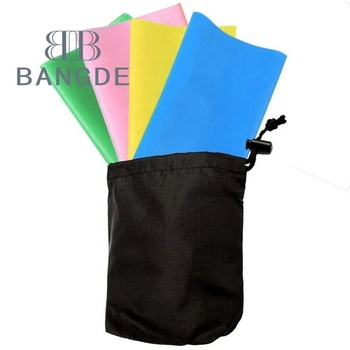 Durable Professional TPE Non-Latex Pull Up Yoga Resistance Bands