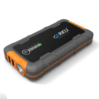auto emergency ATVS and SUVs multi purpose powerful Quick Charge 10000mAh car battery booster charger jump starter