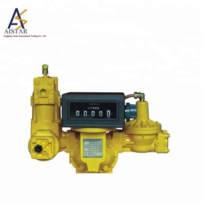 Top Quality Petroleum Fuel Oil Pd Flow Meters Meter Calibration