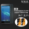 0.33mm round edge tempered glass professional screen guard for ZTE blade a460 factory supplier