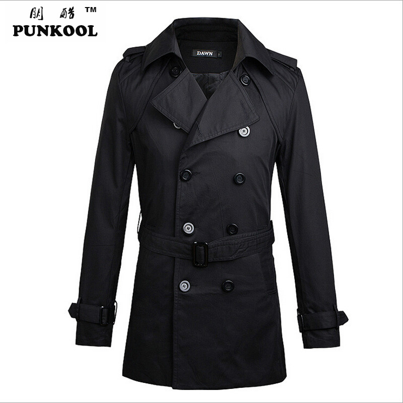 men trench coat pea - Chinese Goods Catalog - ChinaPrices.net