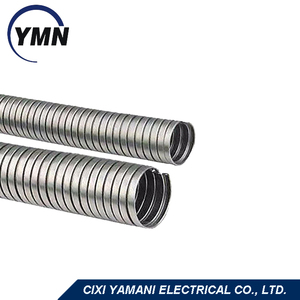 China professional manufacturer high quality hot sales low price fireproof pvc coated metal conduit